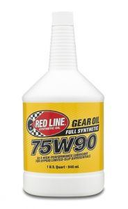 Redline 75W90 GL-5 GEAR OIL - Quart