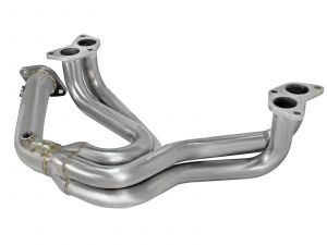 aFe Twisted Long Tube Header - Race Series No Cats (Scion FR-S, Subaru BRZ, Toyota 86)
