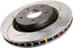DBA Front Slotted Street 4000 Series Rotor T3