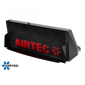 AIRTEC Focus ST Stage 2 Intercooler upgrade with RS style scoop