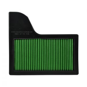 Green Filter 15-17 Ford Mustang Drop In Filter EcoBoost / 3.7 / 5.0