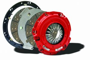 MCLEOD RST 11-17 MUSTANG GT TWIN DISC CLUTCH