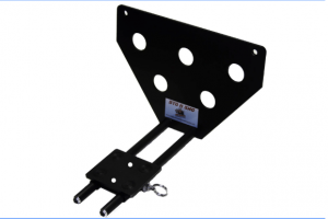 Ford Mustang Quick-Release Front License Plate Bracket For Non Performance Pack 2018-2019
